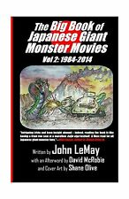 The Big Book of Japanese Giant Monster Movies Vol 2: 1984-2014 ... Free Shipping