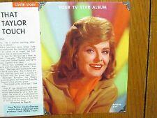 May 9, 1965 Detroit News TV Mag(PATRICIA  BLAIR/JUNE TAYLOR DANCERS/DANIEL BOONE