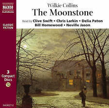The Moonstone by Wilkie Collins (CD-Audio, 1995)