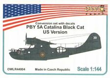 Owl 1/144 Consolidated PBY-5A Catalina 'Black Cat' Conversion Set (U.S. Version)
