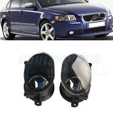 Pair Right & Left Fog Light Lamp For Volvo S40 2008 2009 2010 2011