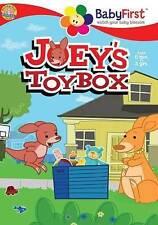 BabyFirst: Joey's Toybox (DVD, 2015)
