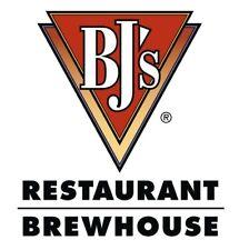 BJs Restaurant Gift Card $30 bj BJ's