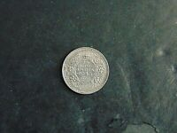 India-British 1/4 Rupee KM# 547 1945(b) Small 5 A670 I COMBINE SHIPPING