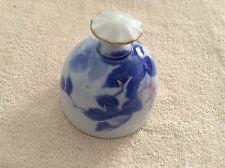 Fukagawa porcelain bell