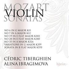 Sonaten für Violine und Klavier Vol.5 von Cedric Tiberghien,Alina Ibragimova...