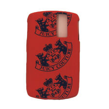 Juicy Couture Blackberry Cellphone Case Orange