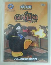 DISNEY - Disney Penguin Club Topps CCG Collectible Cards Binder Approx 50% Full