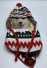 Fetchwear Dog Accessories Set Hat & Scarf Size Medium/Large Beagle Lab & More