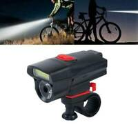 LED Lamp Bike Bicycle Front Head Light Rear Safety Flashlight Waterproof 6 Modes