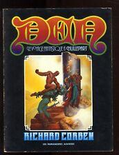 DEN AU PAYS DE NULLE PART   CORBEN  Edition  HUMANOÏDES   1978