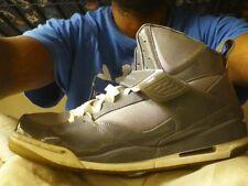 NIKE Air Jordan Flight 97 Dark Grey-Cool Grey-White SIZE 11.5 Basketball Shoes