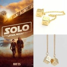 US! A Star Wars Story Han Solo Dice Lucky SABACC Millennium Falcon Cosplay Prop
