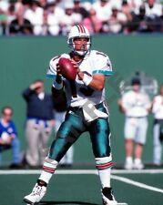 "QB Miami Dolphins Dan Marino NFL HOF Football Player 8""x 10"" Photo Poster 13"
