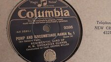Capt. George Miller – 78rpm 12-inch single – Columbia #9386