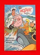 MOSAIK Nr. 57 *SEHR GUT* ohne Abo | orig. Hannes Hegen Digedags 1961