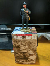 KING & COUNTRY FIELDS OF BATTLE FOB071 BRITISH STANDING BOBBY MIB