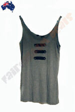 Tank, Cami Viscose Regular Size Casual Tops & Blouses for Women