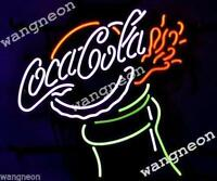 New COKE COLA  Soda Drink PUB DISPLAY Beer Bar  Neon Light Sign FAST FREE SHIP