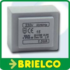 TRANSFORMADOR DE ALIMENTACION CIRCUITO IMPRESO CI 5VA 220V AC A 6V AC BD8201
