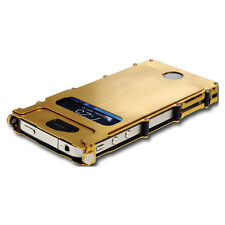 CRKT iNoxCase Gold Ti-Nitrade Stainless Steel iPhone 4 & 4S INOX4G