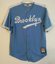 Majestic Cooperstown Cool Base Jersey Brooklyn Dodgers