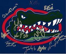 Florida Gators baseball Signed Autograph 2018 CWS Omaha COA LOOK!!