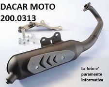 200.0313 MARMITTA POLINI APRILIA  SR 50 R-FACTORY (Motore Piaggio)