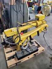 Fanuc Arcmate 120ib10l Industrial Welding Robot Withr30ia Controller Low Hours