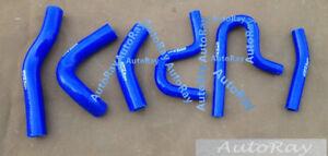 Silicone Radiator Hose Kit for Suzuki Jimny 1.3 M13A 00-11 2000-2011 BLUE