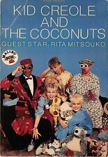 BF39790 kid creole and the coconuts  movie stars music