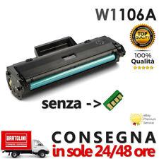 Toner compatibile HP Laser MFP 107 135 137-1k-106a