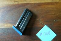 Walther Factory GSP 22 Magazine 22 LR Blued  NEW RARE 5 Capacity