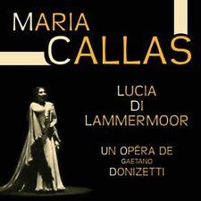CD Lucia di Lammermoor - Maria Callas Gaetano Donizetti