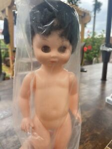 """NEW Fibre Craft 13"""" Boy Doll Vintage"""