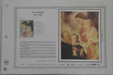 Document Artistique DAP 305 1er jour 1977 Pierre Paul Rubens Peintre