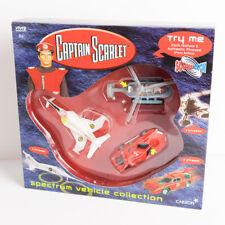 MIB 2001 Vivid Imaginations Captain Scarlet Spectrum Vehicle Collection diecast