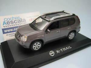 Nissan X-trail Norev 1/43 cochesaescala 1/43 cochesaescala
