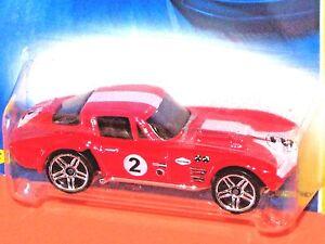 2008 Hot Wheels New Model #008 Corvette Grand Sport