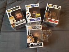 "100 PROTECTORS FOR FUNKO POP! 4"" VINYLS - PERFECT FIT, CRYSTAL CLEAR, ACID-FREE"