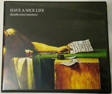 Have A Nice Life - Deathconsciousness (2×CD, Album) 2014