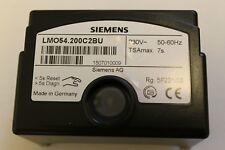 Feuerungsautomat Siemens LMO54.200C2BU Ölfeuerungsautomat LMO54.200 Buderus BE-A