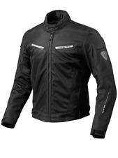 Motorcycle Textil Jacket REV'IT Airwave 2 / Black - size M