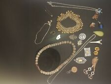 Some Need Some Tlc - Preowned Mixed Jewellery Lot Some Ready To Wear