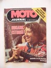 Motorcycle Journal June 1976 No.270 125 Honda humped Estrosi
