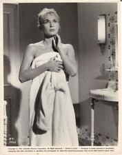 """THE GREENGAGE SUMMER""-ORIGINAL PHOTO-SUSANNAH YORK-BATH TOWEL"