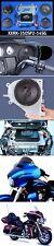 J&M ROKKER XXR EXTREME 350 Watt 2-Speaker Amplifier Kit 14-19 Harley Batwing FLH