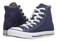Converse All Star Hi Tops Navy Mens Womens Sneakers Tennis Shoes M9622