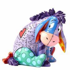 Disney Britto Winnie The Pooh Eeyore Collectable Figurine - Boxed Enesco
