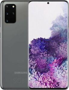 "Samsung Galaxy S20+ Plus 128GB 12GB RAM 5G SM-G986B/DS (FACTORY UNLOCKED) 6.7"""